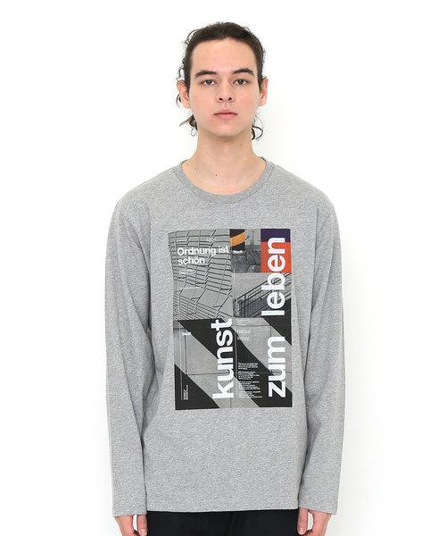 ロングスリーブTシャツ/シティーオブウォール