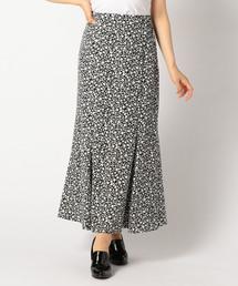 UNRELISH(アンレリッシュ)のフラワーマーメイドスカート(スカート)