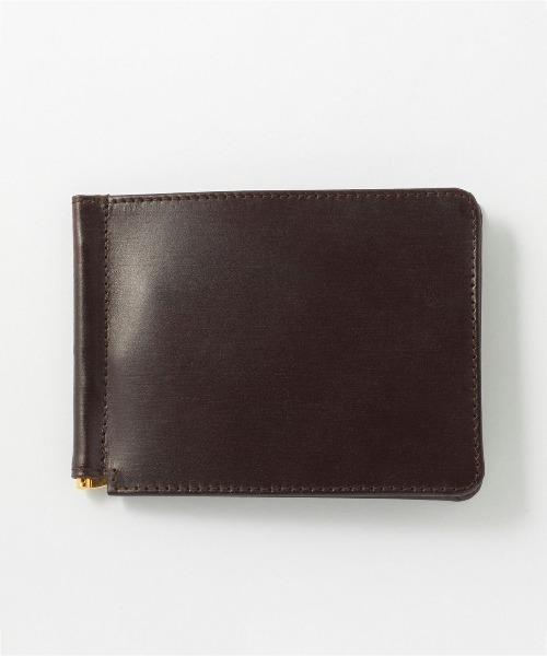 【GLENROYAL/グレンロイヤル】MONEY CLIP WITHOUT COIN PURSE/マネークリップ(小銭入れなし)