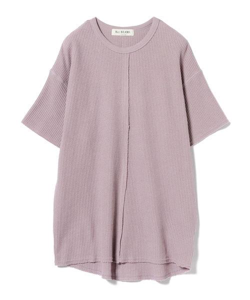 Ray BEAMS / ワッフル ビッグ Tシャツ