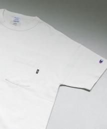 Champion(チャンピオン)のChampion×WORK NOT WORK 別注ガーメントダイTシャツ(Tシャツ/カットソー)