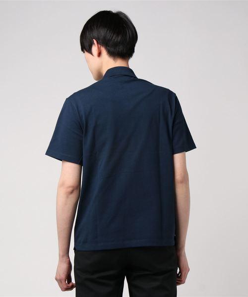 【DANTON】ポロシャツ SOLID MEN