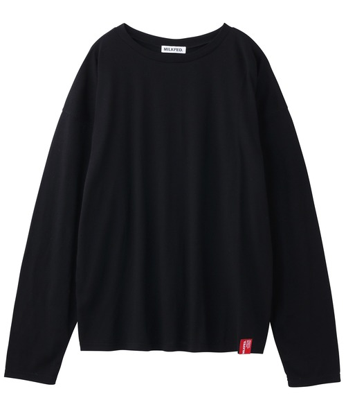 MILKFED.(ミルクフェド)の「SHEER TOP(Tシャツ/カットソー)」|詳細画像