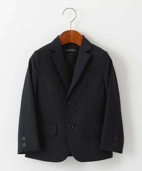 【キッズ】TW ストライプ ジャケット