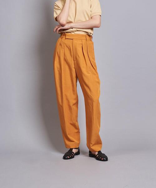 <Steven Alan>FRONT TUCK PANTS/パンツ