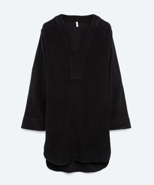 【bodco】ボッコ/ パイルモロッコシャツ【ユニセックス】