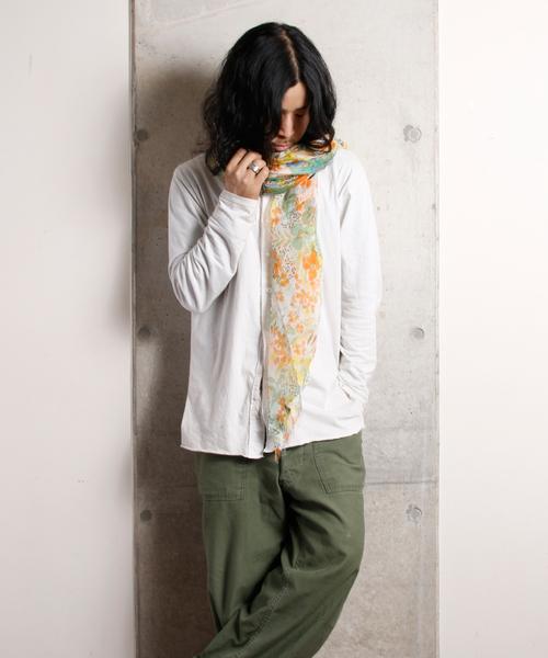 Kocochi 大判手織りストール KC-049