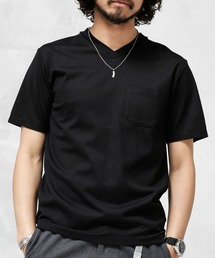 Anti Soaked ヘビーVネックTシャツ