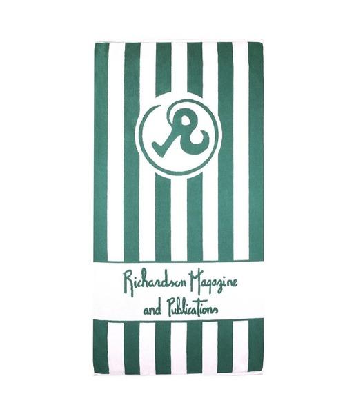【Richardson】MAGAZINE TOWEL