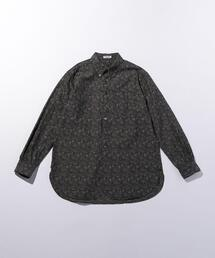 <Engineered Garments (エンジニアド ガーメンツ) > 19th SHT FLORALJAC/シャツ □□