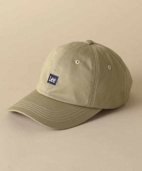 LEE(リー) LOGO CAP