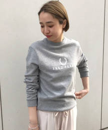 FRED PERRY(フレッドペリー)の【FRED PERRY】 フロントロゴスエット(Tシャツ/カットソー)