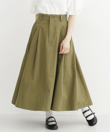 merlot(メルロー)のタックギャザースカート3103(スカート)