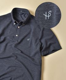 SHIPS(シップス)のSC:【WEB限定】吸水速乾・UVケア ボタンダウン ポロシャツ(ポロシャツ)