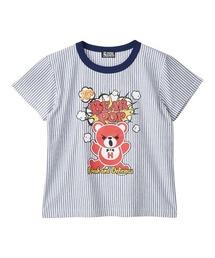 BEAR POP Tシャツネイビー