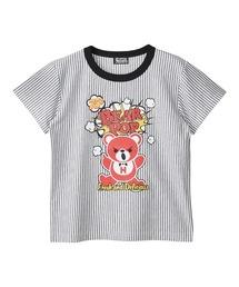 BEAR POP Tシャツブラック