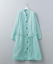<YARMO × 6(ROKU)>COAT DRESS/コート Ψ