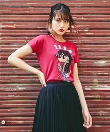 JOEY-1234 プリント チビTシャツ