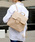 florist(フローリスト)の「【2way】角リング配色リュックサック(バックパック/リュック)」|詳細画像