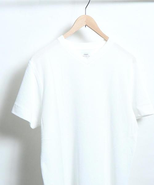サーフニットVネックTシャツ