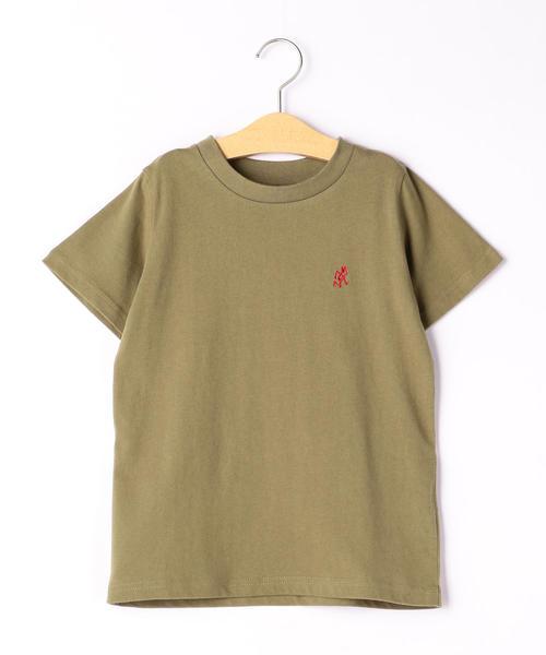 〔WEB限定〕GRAMICCI(グラミチ)ワンポイントTシャツ