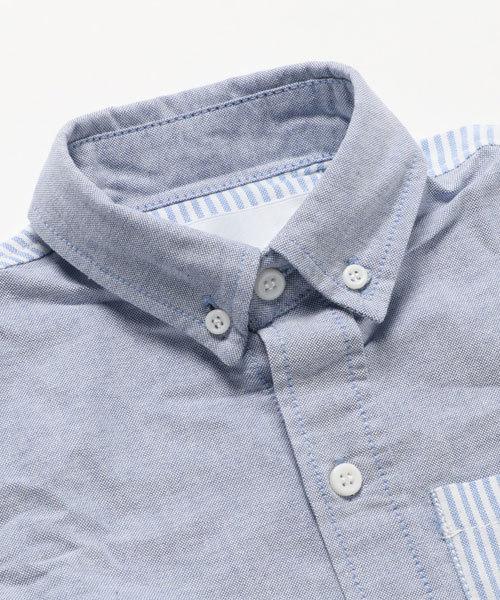 【SUPERTHANKS】メガネワッペンシャツ