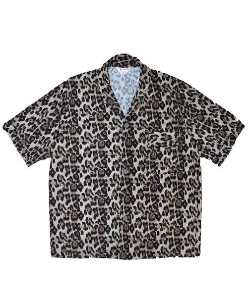 TOWNCRAFT(タウンクラフト)の「TOWN CRAFT / タウンクラフト PRINTED PAJAMA SHIRTS(シャツ/ブラウス)」|グレー