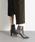 Odette e Odile(オデットエオディール)の「OFD メタルリング ショートブーツ75↑■(ブーツ)」|グレー
