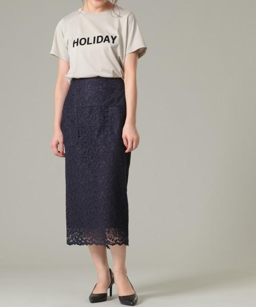 早割クーポン! レースパイピングスカート(スカート) TIARA(ティアラ)のファッション通販, くすのき工房:fed70244 --- tsuburaya.azurewebsites.net