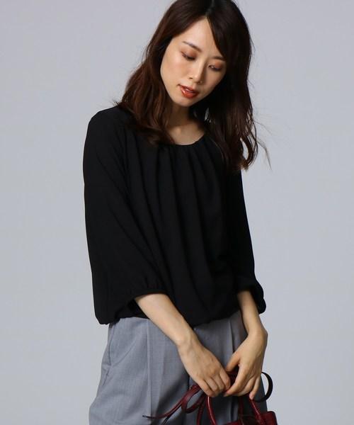 祝開店!大放出セール開催中 【洗える】ドレーププルオーバー(Tシャツ/カットソー) UNTITLED(アンタイトル)のファッション通販, Shop L'Allure:7512df70 --- pyme.pe