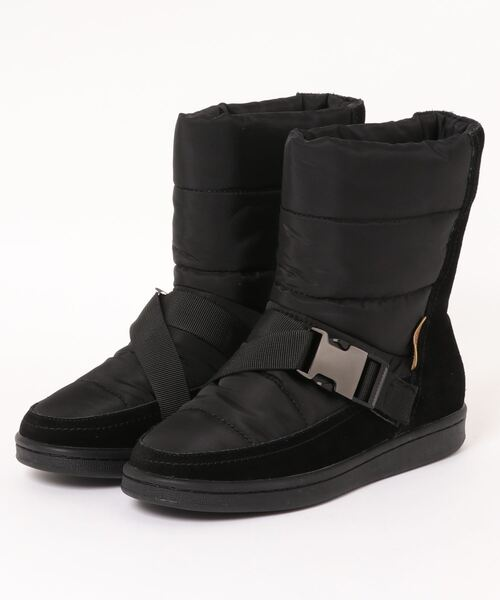 Minnetonka(ミネトンカ)の「MINNETONKA / 18M08 / スノーブーツ(ブーツ)」|ブラック