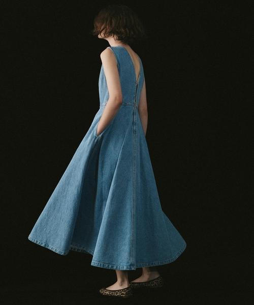 【10%OFF】 12.oz デニムワンピースドレス(ワンピース)|DRESSTERIOR(ドレステリア)のファッション通販, ニチナンシ:20279399 --- 5613dcaibao.eu.org