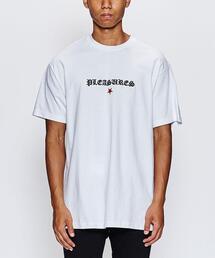 <PLEASURES>SHINE EMBRO/Tシャツ