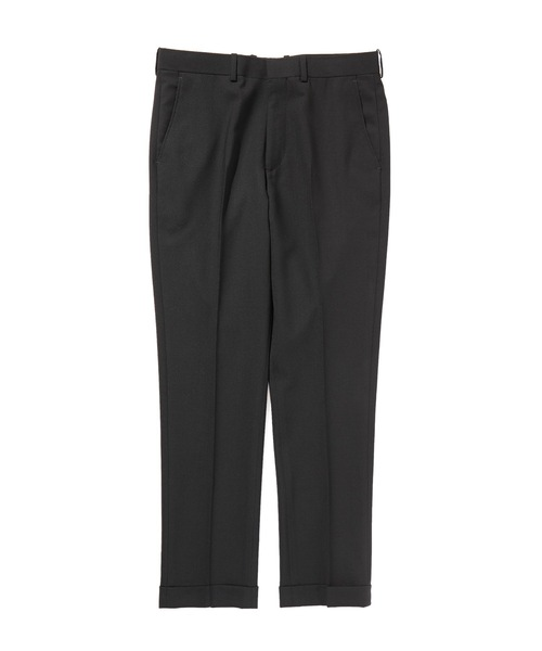 SLIM TAPERED SLACKS
