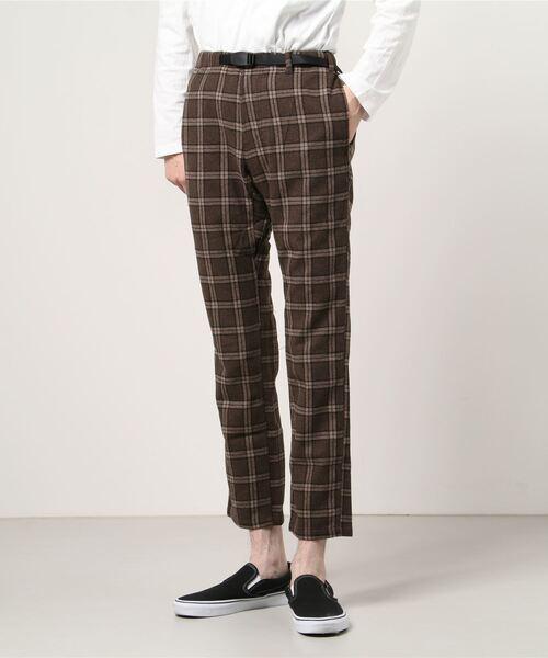 GRAMICCI / グラミチ ウールブレンド ストレート パンツ WOOL BLEND ST-PANTS