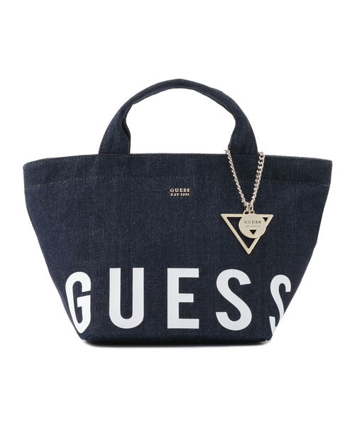 31da2d56d7a1 Guess(ゲス)のLOU LOU SMALL CARRYALL【JAPAN EXCLUSIVE ITEM】(トート