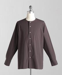 <LOEFF(ロエフ)> C/L TYP スナップシャツ MEN'S