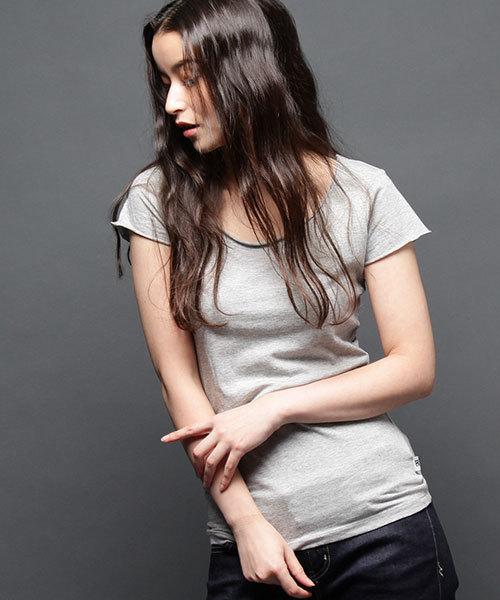 inner light rall up t-shirt