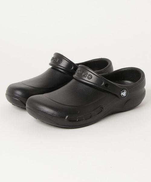 Crocs Bistro Clogs Shoes Sandals in Black 10075 001