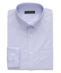 BANANA REPUBLIC(バナナリパブリック)のNEW Slim Fit テック ストレッチコットン ソリッドシャツ(シャツ/ブラウス)
