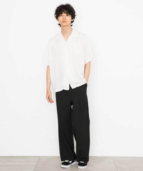 【DETAILS】別注アロハシャツ
