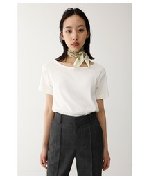 MOUSSY(マウジー)のWIDE NECK OPEN TOP(Tシャツ/カットソー)