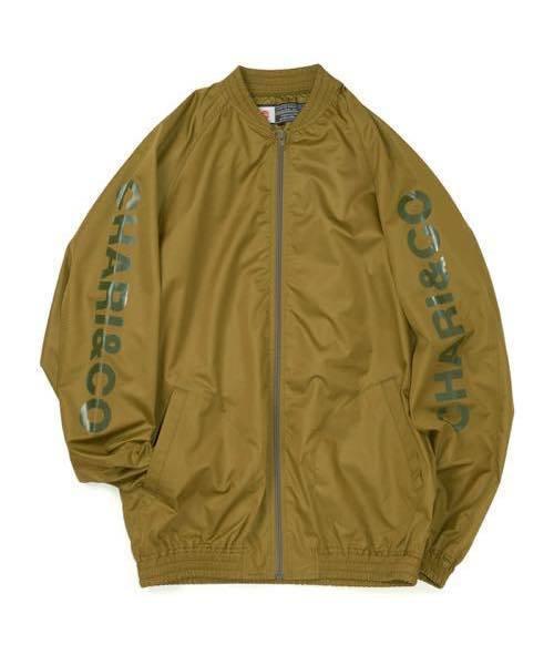激安の CHARI&CO LIGHT MA-1 JKT ジャケット, ブリティッシュライフ bbbd11be