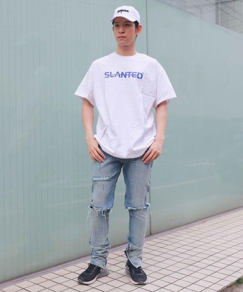 『SLANTED』AUTHENTIC Tee / Tシャツ