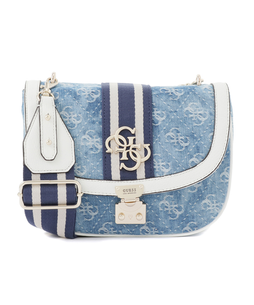 f3a77062e127 GUESS VINTAGE CROSSBODY FLAP【JAPAN EXCLUSIVE ITEM】 | GUESS JAPAN OFFICIAL  ONLINE STORE | ゲス公式オンラインストア