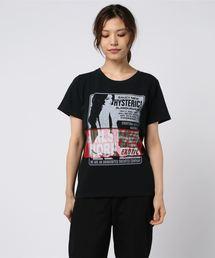 SAUCY HYS Tシャツブラック