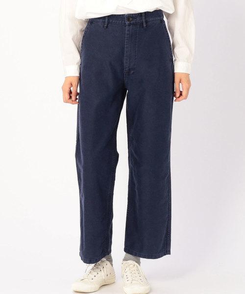 大割引 【DANTON】モールスキン ワークパンツ WOMEN(パンツ) ワークパンツ|Danton(ダントン)のファッション通販, 八千穂村:297d64bf --- arguciaweb.com