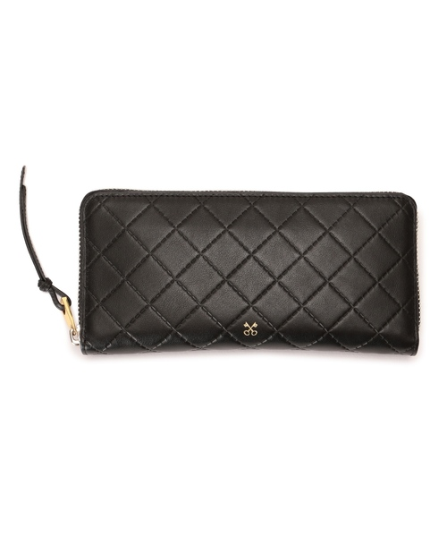 SAZABY(サザビー)の「HSW-05/長財布(財布)」|ブラック