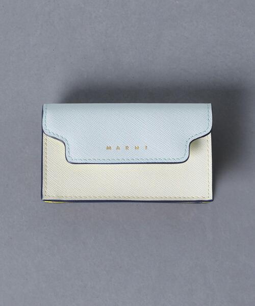 <MARNI(マルニ)>コンビ カードケース ■■■
