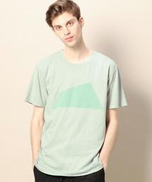 <SALVAGE PUBLIC> BIG LOGO TEE/Tシャツ ◆
